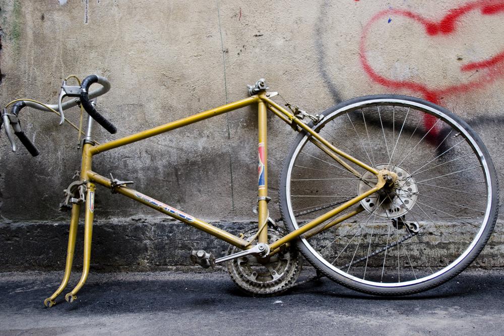 bici riciclate